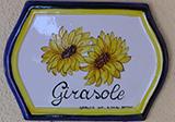 Girasole mattonella small